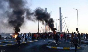 احتجاجات العراق تدخل منعطفا جديدا