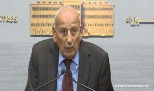 ابراهيم استقال من رئاسة اتحاد نقابات الافران والمخابز