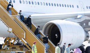 46 شركة طيران توقف رحلاتها من وإلى الصين