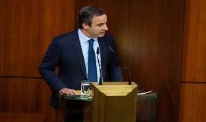 معوض حجب الثقة: حكومة لم تنل ثقة اللبنانيين ولم تجب عن أي سؤال