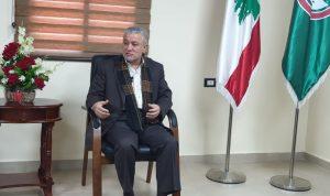 محمد نصرالله: الكورونا خطف الضوء من الحياة السياسية