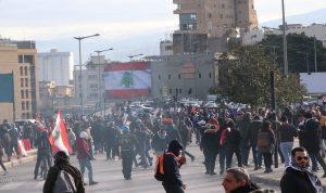 مناشدات لاسعاف محتجين في جامع الامين (فيديو)