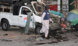 عشرة قتلى في تفجير انتحاري في كويتا الباكستانية