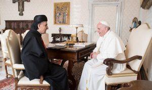 الفاتيكان يوفر الغطاء السياسي لمبادرة الراعي الحكومية