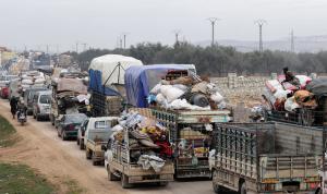 الأمم المتحدة: 900 ألف نازح جراء المواجهات شمال غرب سوريا