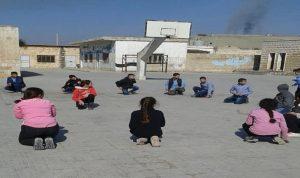 رفضوا الدخول الى صفهم بسبب تلميذين كانا في إيران!