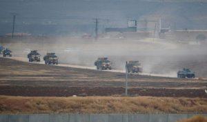 تركيا تستأنف الدوريات المشتركة مع روسيا في سوريا