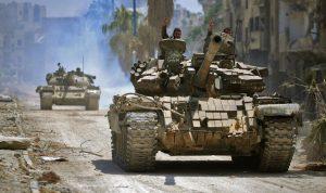 اردوغان ينتظر موقفا أوروبيا رافضا لعملية دمشق