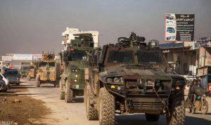 هجوم صاروخي على قاعدة عسكرية تركية شمالي إدلب