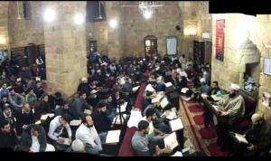 غياب صلاة الجمعة في مساجد صور