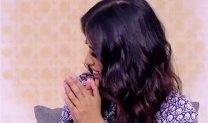 كورونا يبكي مذيعة MBC Trending على الهواء مباشرة