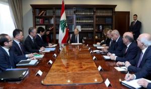 عون: لبنان راسل اليابان بموضوع كارلوس غصن ولا إجابة رسمية