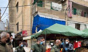 حرس بيروت يضبط مسروقات ويحبط محاولة سرقة أعمدة إنارة
