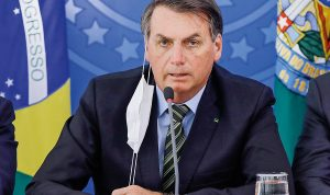 """""""استهان بكورونا""""..""""تويتر"""" يحذف فيديو للرئيس البرازيلي!"""