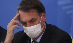 الشعب يطالب رئيس البرازيل بالرحيل بسبب كورونا