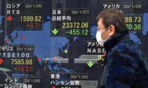 الكورونا قد يكلف الاقتصاد العالمي 2.7 تريليون دولار