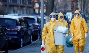 أكثر من 73 ألف وفاة في العالم بسبب كورونا