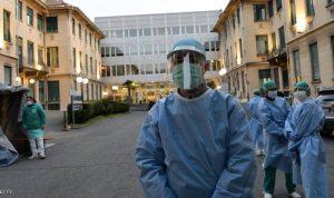 """إيطاليا تسجل 686 وفاة جديدة بـ""""كورونا"""""""