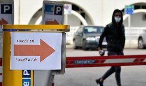"""لبنان يسجل 685 إصابة جديدة بـ""""كورونا"""" و4 وفيات"""