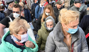 روسيا… أكثر من 8 آلاف إصابة بكورونا خلال يوم
