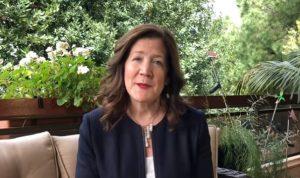 """السفيرة الاميركية لدى لبنان تدعم """"أبطال"""" قطاع الرعاية الصحية (فيديو)"""