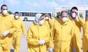 مصر تسجّل 120 حالة إصابة جديدة بكورونا
