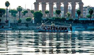 اكتشاف 12 حالة إصابة بكورونا على متن باخرة نيلية في مصر