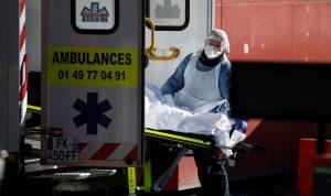 """فرنسا: 213 وفاة بـ""""كورونا"""" في المستشفيات"""