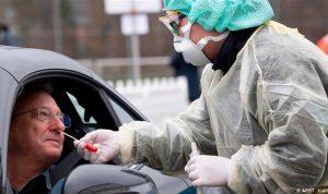 ألمانيا تسجل ثالث انخفاض على التوالي في الإصابات اليومية
