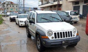 """""""قوى الأمن"""" تواصل دورياتها في حلبا للتأكد من إقفال المحال"""