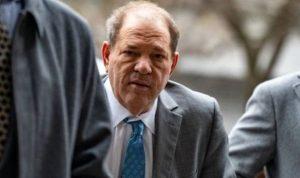 """هارفي واينستين: السجن 23 عاما لـ """"متحرش هوليوود"""" بعد إدانته بالاغتصاب"""