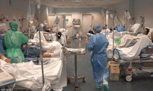"""في إيطاليا.. مشاهد مرعبة من """"مستشفى كورونا"""""""