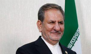"""""""كورونا"""" يصيب النائب الأول للرئيس الإيراني ووزيرين آخرين"""