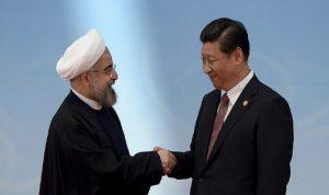 """الرئيس الصيني يتعهد بتقديم """"أكبر مساعدة ممكنة"""" لإيران"""