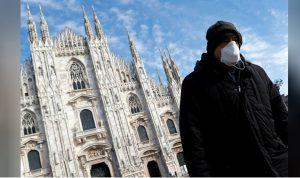 """إيطاليا تقترب من تجاوز الصين في """"وفيات كورونا"""""""