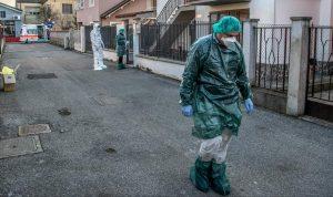 إيطاليا ترصد ارتفاعًا ملموسًا للوفيات بكورونا