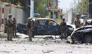 هجوم يستهدف احتفالا حضره سياسيون في كابول