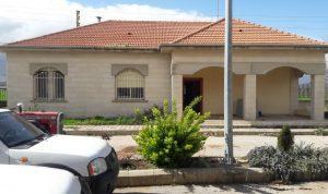 تخصيص مبنى للحجر الصحي في خربة قنافار