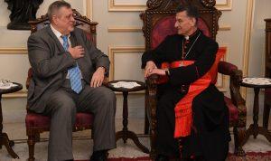 سبل دعم الامم المتحدة للبنان بين الراعي وكوبيتش
