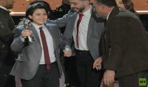 "سوري يربح جائزة أحلى صوت في ""ذا فويس كيدز"""