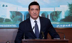 نجار: إعادة البناء بحاجة لوقت.. وسنعتمد على مرفأ طرابلس