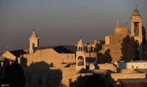 إغلاق كنيسة المهد في بيت لحم تحسبا لكورونا