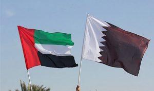 ناقلة غاز طبيعي قطرية في طريقها إلى الإمارات