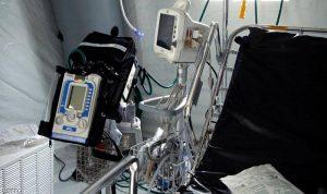 مستشفى سيدة مارتين شكرت لافرام تقديمه جهازين للتنفس
