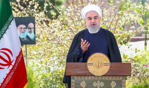 روحاني لواشنطن: لا حل سوى العودة للاتفاق النووي