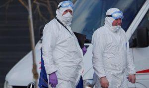 روسيا.. 582 اصابة و9 وفيات جديدة بفيروس كورونا