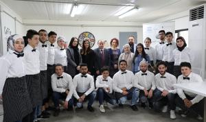 """دورات تدريبية للشباب والشابات في شمال لبنان من قبل """"مؤسسة الصفدي"""""""