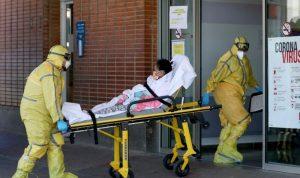 إسبانيا… عدد الوفيات بكورونا يتجاوز الـ10 آلاف