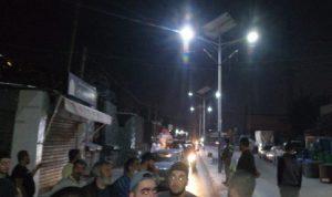 """مسيرة في طرابلس: """"ما تحجرونا طعمونا"""""""