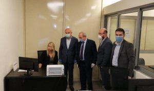 إطلاق أول دائرة تحقيق إلكتروني في قصر عدل طرابلس